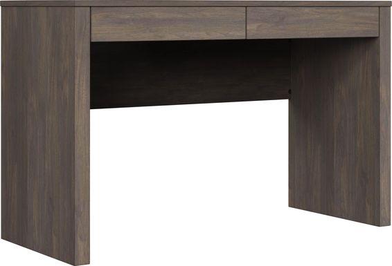 Elderon Brown Desk
