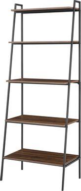 Elendil Brown Bookcase