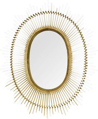 Ellari Brown Mirror