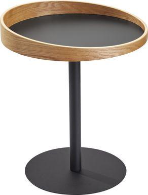 Ellerslie Natural Accent Table