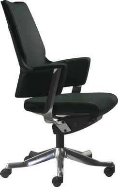 Elleston Black Office Chair
