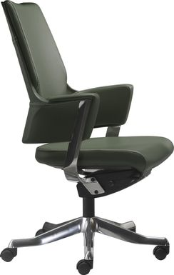 Elleston Gray Office Chair