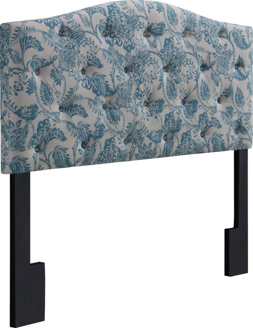 Ellingsworth Blue Full/Queen Headboard