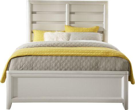 Elliot Park Platinum 3 Pc King Panel Bed