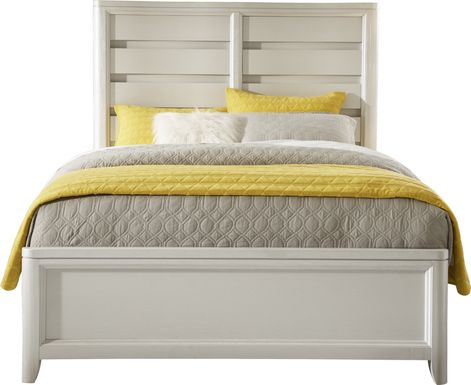 Elliot Park Platinum 3 Pc King Panel Bed