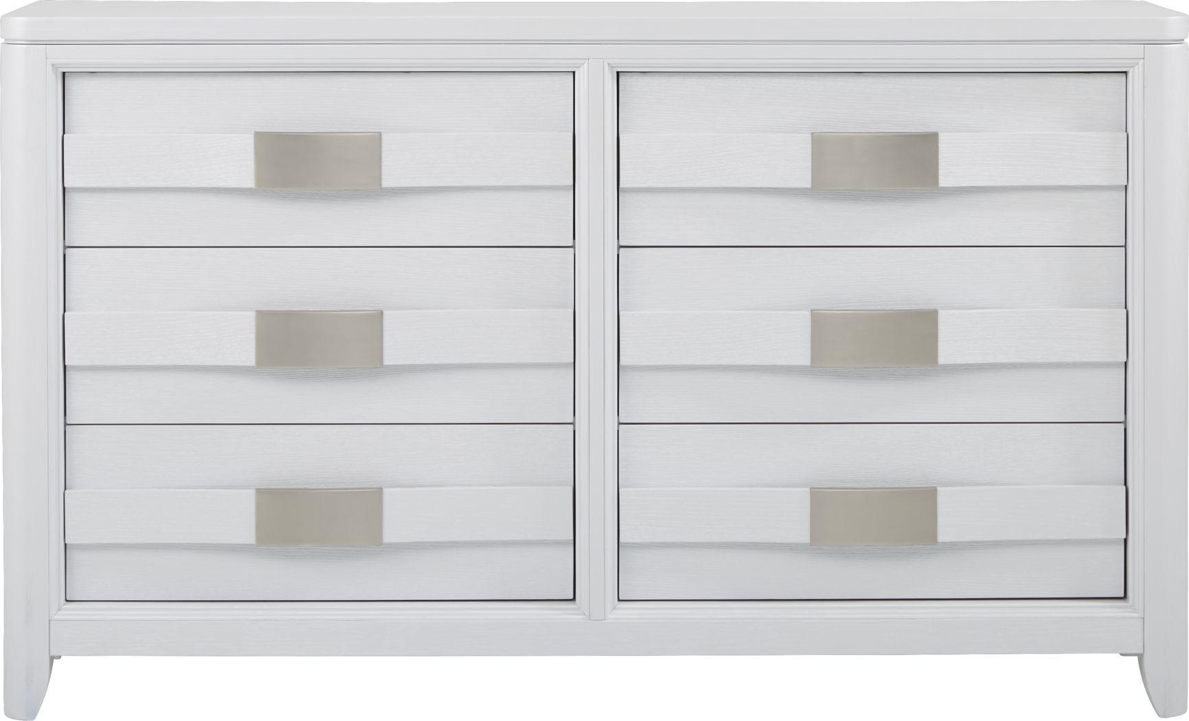 Elliot Park Platinum Dresser