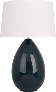 Ellston Blue Lamp