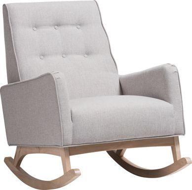 Elmorado Gray Accent Chair