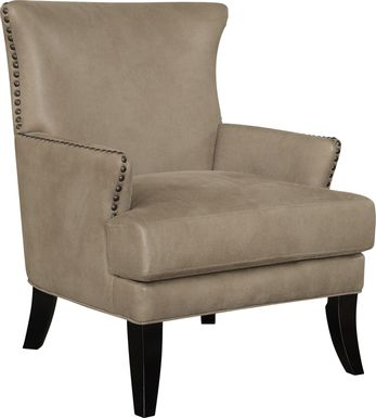 Elvedon Brown Accent Chair