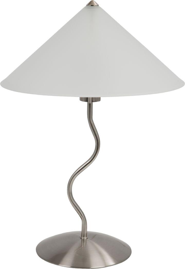 Emmet Street Silver Lamp