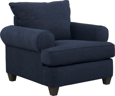 Emsworth Navy Chair