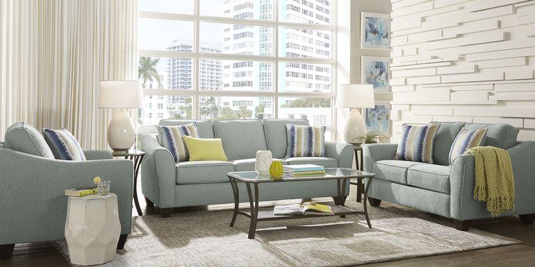 Enchanted Meadow Hydra 5 Pc Living Room