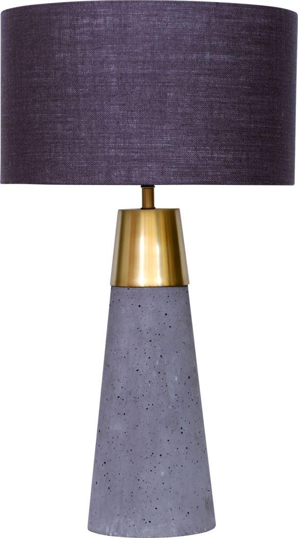 Enid Gray Lamp