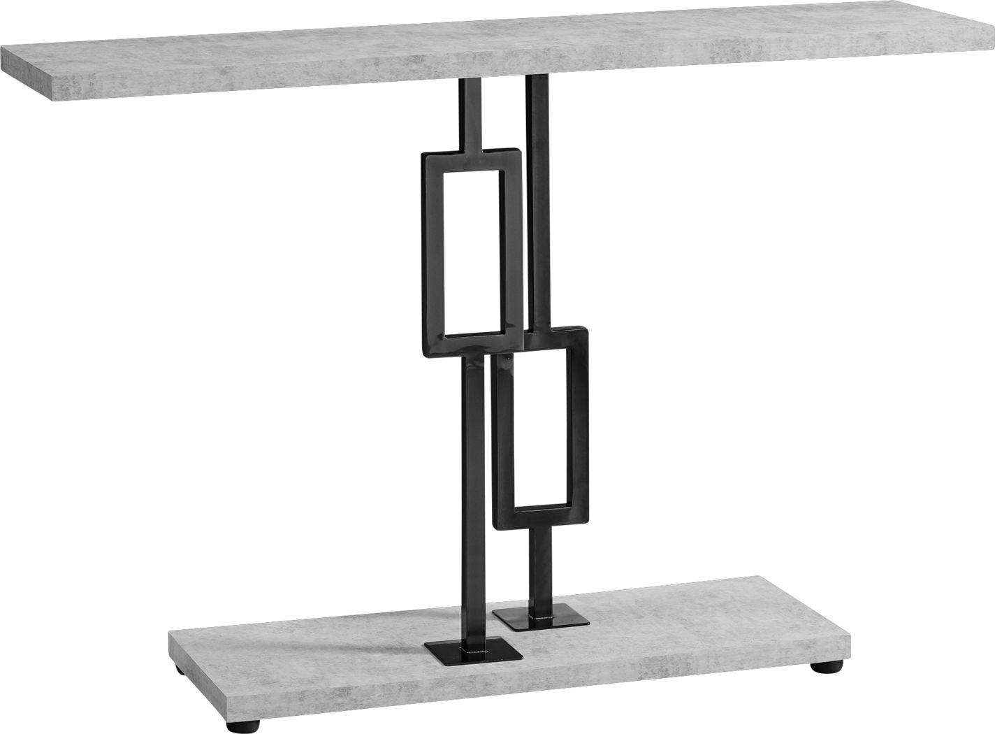 Enloe Gray Console Table