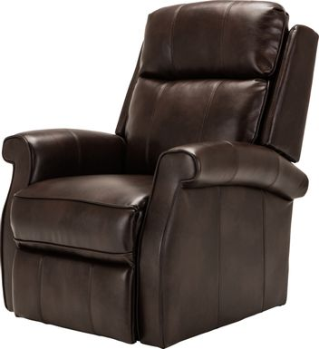 Enright Brown Power Recliner
