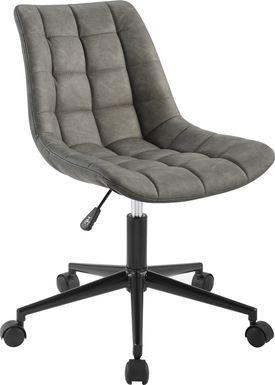 Evamay Gray Desk Chair