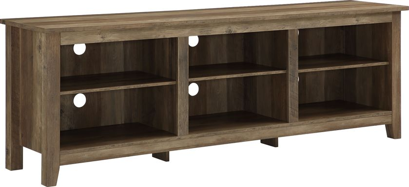 Everett Oak 70 in. Console