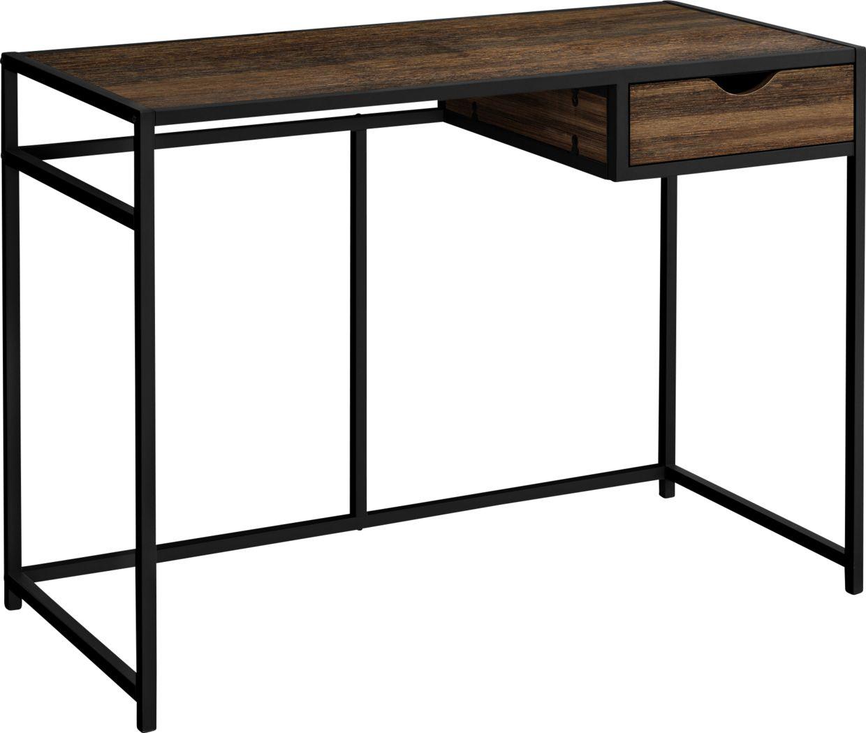 Everina Brown Desk