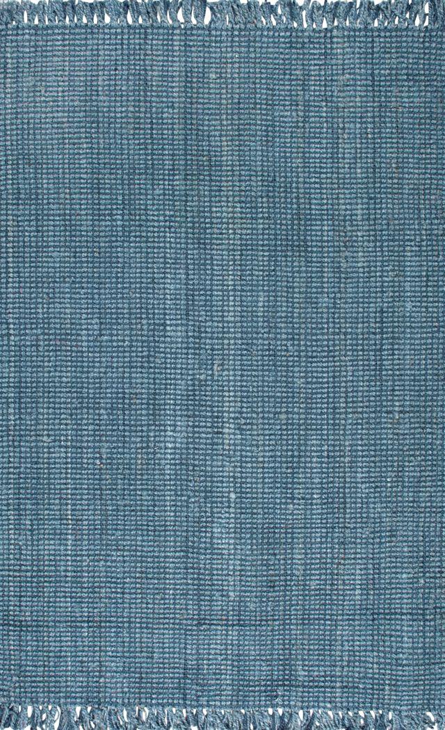 Everley Blue 6' x 9' Rug