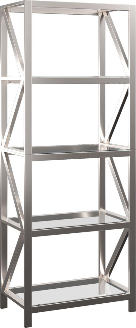 Ewer Gray Bookcase