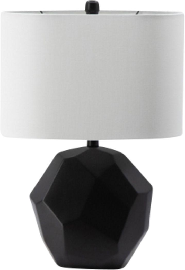 Fairfax Street Black Lamp