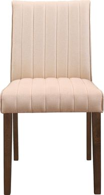 Fairlinks Beige Set of 2 Side Chairs