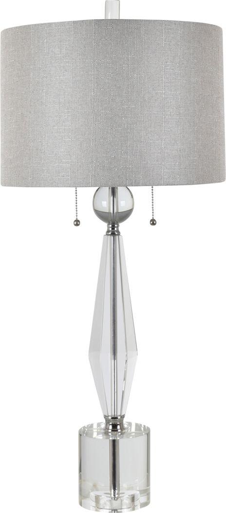 Fairview Villa Clear Lamp