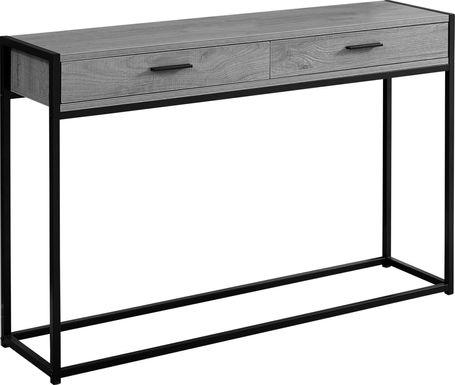 Fairwin Gray Console Table