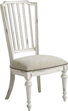 Farm Cottage White Chair