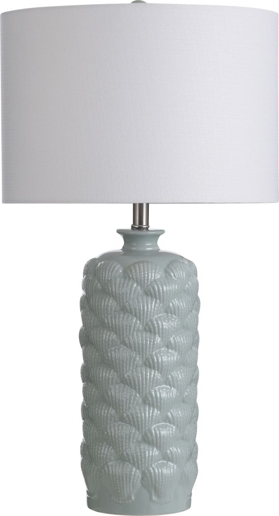 Farrar Alley Blue Lamp