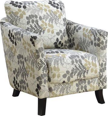Fawnhollow Beige Accent Chair