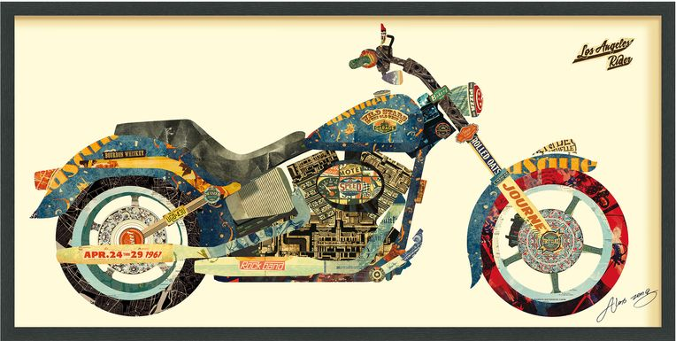 Fearless Rider Artwork