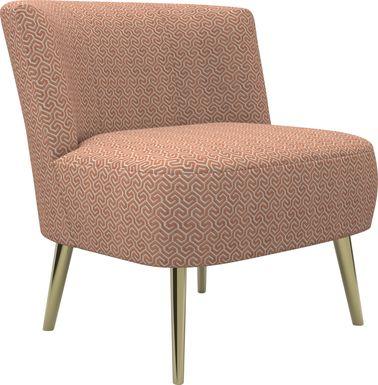Feldwood Red Accent Chair