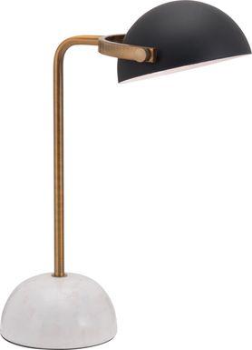 Fernando Point Black Lamp