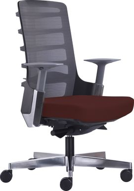 Ferol Red Office Chair