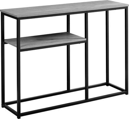 Ferringdon Gray Console Table