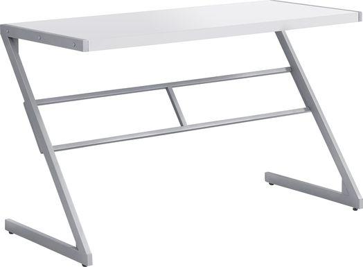 Ferrystone White Desk