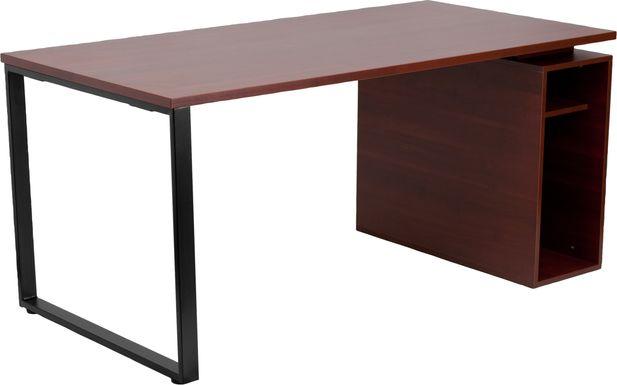 Fielder Mahogony Desk