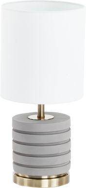Fieldlark Gray Lamp