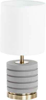 Fieldlark Gray Lamp