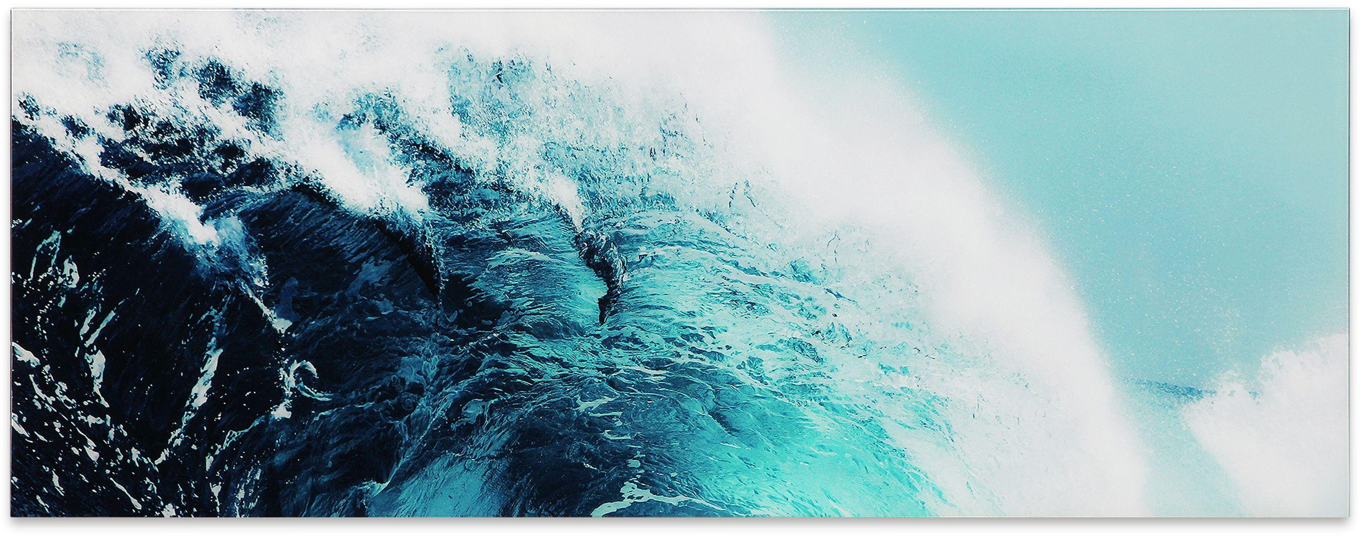 Fierce Wave I Artwork