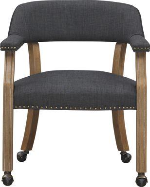 Filmore Gray Desk Chair