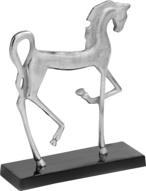 Finelli Silver Sculpture