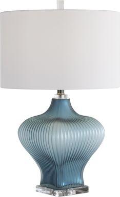 Fougler Turquoise Lamp