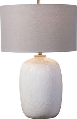 Fox River Cream Lamp