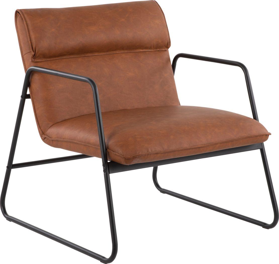 Francrest Camel Accent Chair