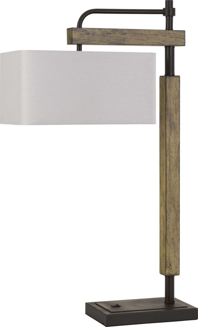Freeman Place Bronze Lamp