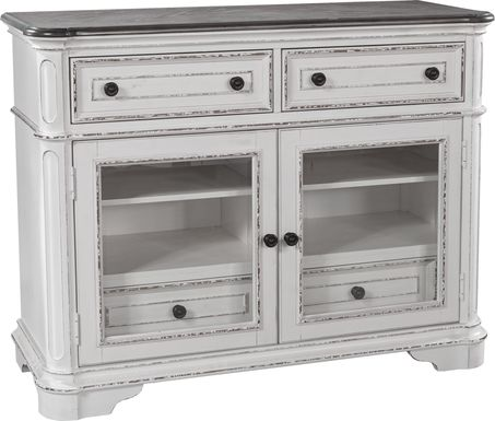 French Market White Sideboard