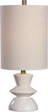 Friar Court Cream Lamp