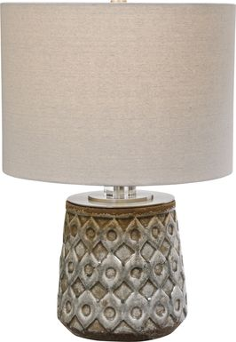Friesian Gray Lamp